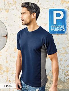 Shirts (sport - contraste)